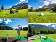 Golf Club Carezza - The Mountain Beast